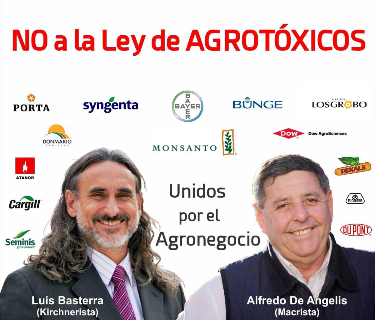 Ley de Agrotóxicos: carta abierta de la ciudadanía a legisladores argentinos