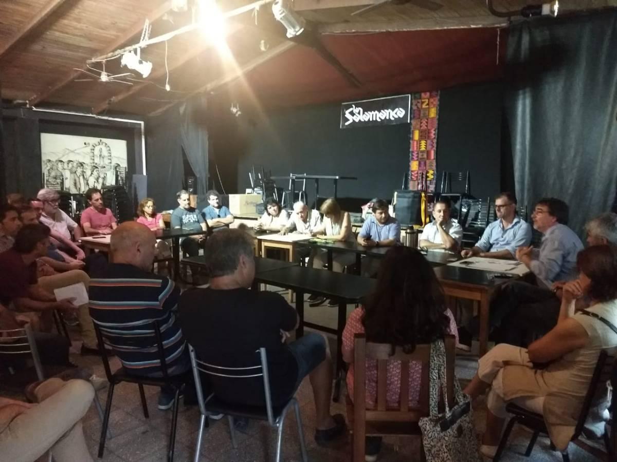 Ciudadanos se organizan contra el tarifazo
